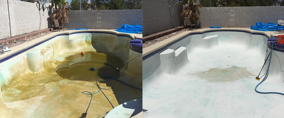 Pool Acid Wash In Henderson And Las Vegas